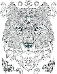 Hard Coloring Pages Of Animals Awesome Cute Coloring Pages Cool To