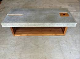 cement coffee table cement block coffee table cement coffee table canada