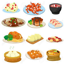 Chinese Cuisine Clipart