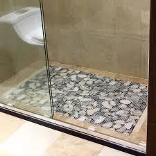 bathroom mat kitchen oil resistant mat bathroom waterproof bathroom di ban tie shower bath toilet household