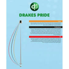 Taylor Ace Lawn Bowls Bias Chart Drakes Pride Bowls