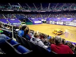 Greensboro Coliseum Seating Chart Monster Jam Monster Jam Greensboro Coliseum 1 8 16 1