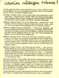 Ursula Scheu Feminismus Feministinnen Frauenbewegung