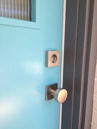front door knob inside. Our Mid Century Modern Door Front Knob Inside O