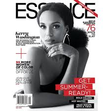 Kerry Washington Covers Essence Magazine S