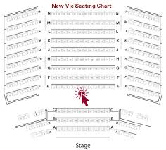 Young Vic Seating Chart Renting The New Vic Theater Ensemble Theatre Company Of