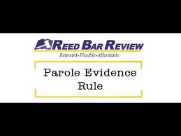 Parol Evidence Rule Chart Videos Matching Contracts Parol Evidence Rule Revolvy