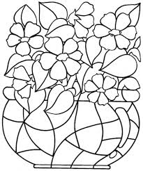 Free Flower Coloring Pages 21 Flower Adult Coloring Pages Printable