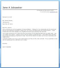 Nanny Bio Examples Sample Cover Letter For Babysitter Job Babysitting Letters Jobs