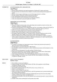 Download Sccm Engineer Resume Sample as Image file