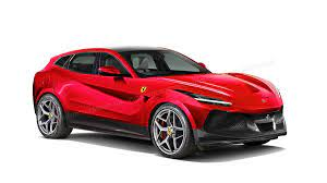 By 2022, 60 percent of ferraris will be hybrid, the company says. Ferrari Purosangue Suv Revealed Car Magazine