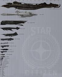 Whale Scale Chart Ultimate Star Citizen Ship Size Comparison Chart V2 Added