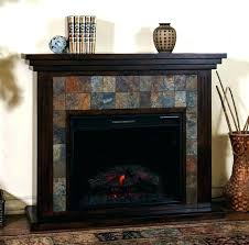 electric fireplace mantel only with regard to plan 17