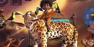 Disney Drops First Trailer for Encanto ...