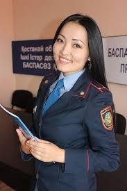 В Казахстане выбрали самую красивую сотрудницу полиции Победу в конкурсе Леди Полиция kz 2014 одержала 24 летняя Гузель Шаяхметова старший лейтенант участковый инспектор отдела ювенальной полиции УВД города