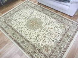 persian rugs classical 600 cream area rug