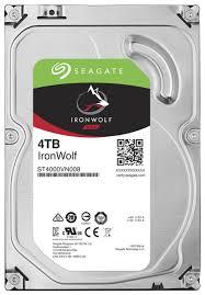 <b>Жесткий диск Seagate IronWolf</b> 4 TB ST4000VN008 — купить по ...