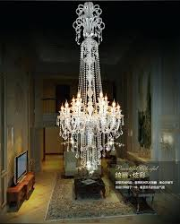 long crystal chandelier popular long crystal chandelier long crystal chandelier long drop crystal chandeliers