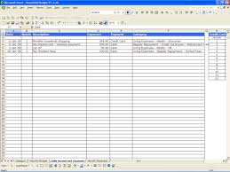 Household Expense Sheet Best Photos Of Household Expense Sheet Printables Templates