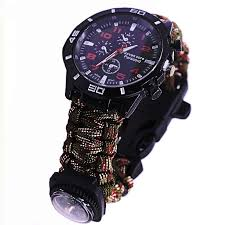 Men Braided <b>Multi</b> function <b>Outdoor Tactical Multi Outdoor</b> Camping ...
