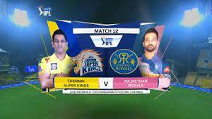 इस बीच राजस्थान रॉयल्स पहले मैच में चार रन की नाटकीय हार के बाद दिल्ली कैपिटल्स की जीत से मिली लय को बढ़ाना चाहेगा. M12 Csk Vs Rr Match Highlights