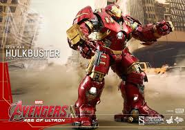 iron man hulkbuster avengers age of ultron cast masterpiece series 1 6 scale figure