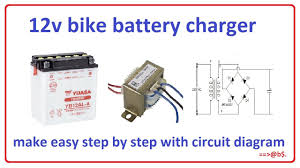 12v battery diagram simple wiring diagram how to make 12v bike battery charger easy step by step automatic battery charger circuit diagram 12v battery diagram
