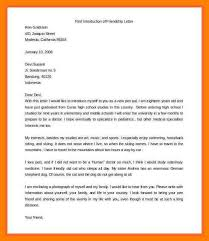 Format Of A Friendly Letter Sample Courtnews Info
