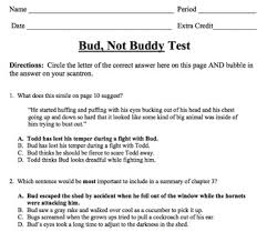 bud not buddy book report essay bud not buddy complete literature guide