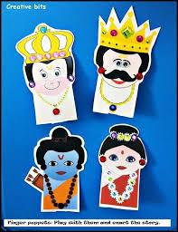 Dussehra Charts For School 10 Dussehra Activities For Preschoolers Kindergarten Kids