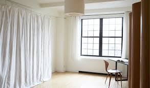 image of room divider curtains ideas