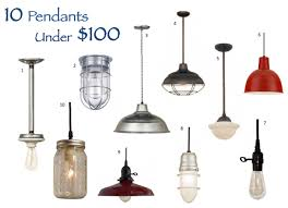 10 pendants under 100