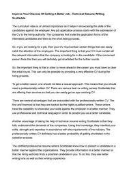 Professional Resume Writers Scottsdale By Toplineresume89