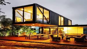 modern cabin design. Plain Cabin Modern Cabin  Container Home Designs For Design N