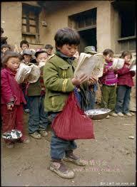 Image result for hình một em bé nghèo miền núi