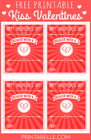 free printable kiss valentine cards printable party games invitationore