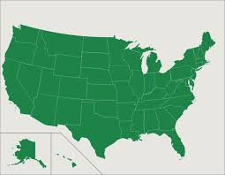 United States Map Of The World The U S 50 States Map Quiz Game