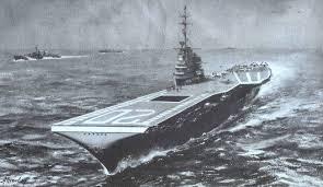 The Tomorrow War - Avtatur Gushnaps Aircraft Carrier Paper Model ...