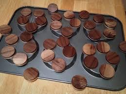Wooden Othello Board Game Custom Hardwood Stainless Othello Chess Board IndustriumVita 31