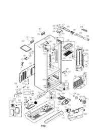 lg refrigerator parts. case parts for lg refrigerator lfx21976st / from appliancepartspros.com lg i