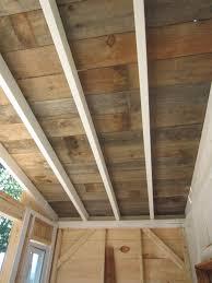 Plywood Plank Ceiling Wood Ceiling Planks Design Homesfeed