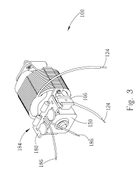 Patent us6400058 universal motor with reduced emi