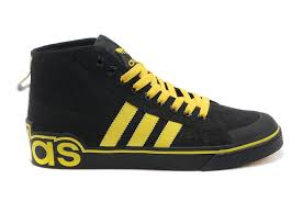adidas shoes high tops for boys 2016. adidas best quality superior materials originals ad228 top canvas casual shoes men black yellow easy travelling shopping high tops for boys 2016