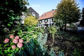 So Wohnt Düsseldorf Fachwerkhaus In Urdenbach Restauriert