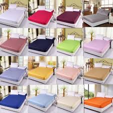 queen size mattress cover. Simple Queen Bed Sheet Mattress CoverMattress ProtectorFitted Sheet Cotton Bed  Sheets With Queen Size Mattress Cover