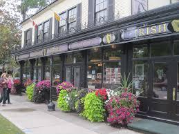 Irish Design Shop Niagara On The Lake The Irish Harp Pub Niagara On The Lake Ontario Niagara