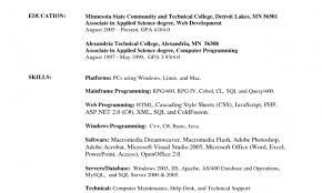 Web Programmer Resume Commercial Account Manager Sample Resume