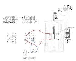 wiring a doorbell wired door bell heath zenith wired door chime Heath Zenith Doorbell Transformer Heath Zenith Doorbell Wiring Diagram #41