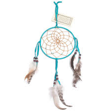 Dream Catcher Supplies Uk Handmade Native American Turquoise Dream Catcher Large 2