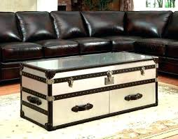 small trunk coffee table large trunk coffee table old trunk coffee table large trunk coffee table